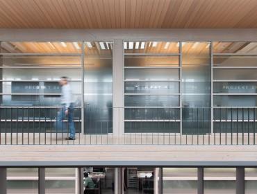 Projekträume der IGZ in Falkenberg. Feigfotodesign