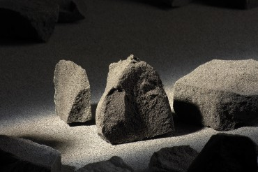 Werbefotografie Glasschaumschotter Detailaufnahme von Hersteller Glapor. Feigfotodesign