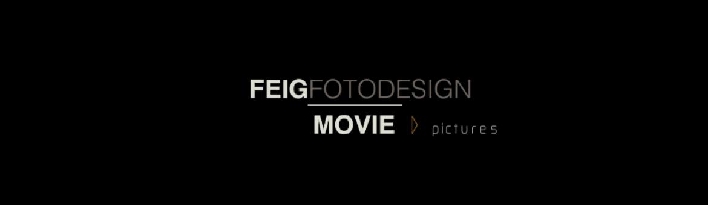 """Screenshot eines YouTube Videos mit dem Inhalt """"Feig Fotodesign movie > pictures"""""""