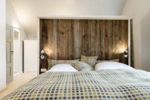 Schlafzimmer im Ferienhaus Alte Schreinerei In Hohenberg an der Eger