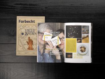farbecht magazin mit beitrag über feigfotodesign
