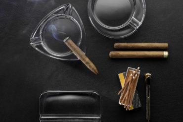 Werbefotografie Fotostudio Oberfranken moodaugnahme der serie cigar von nachtmann fotografiert von feigfotodesign