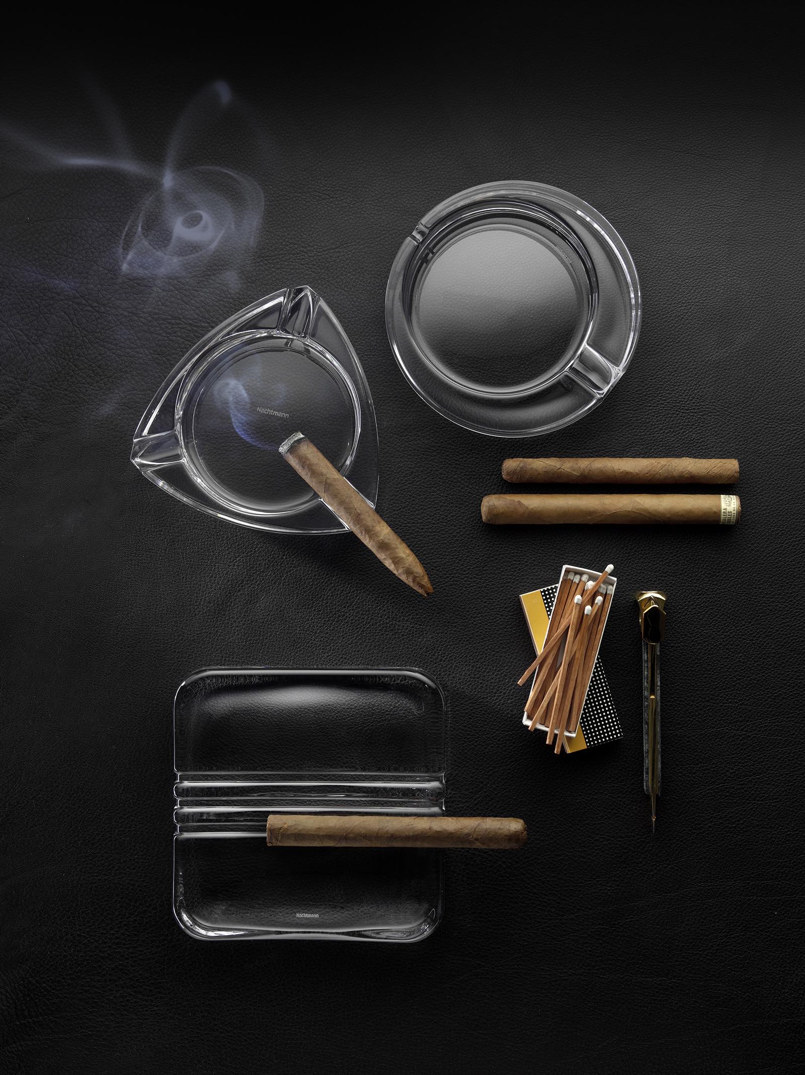 moodaugnahme der serie cigar von nachtmann fotografiert von feigfotodesign
