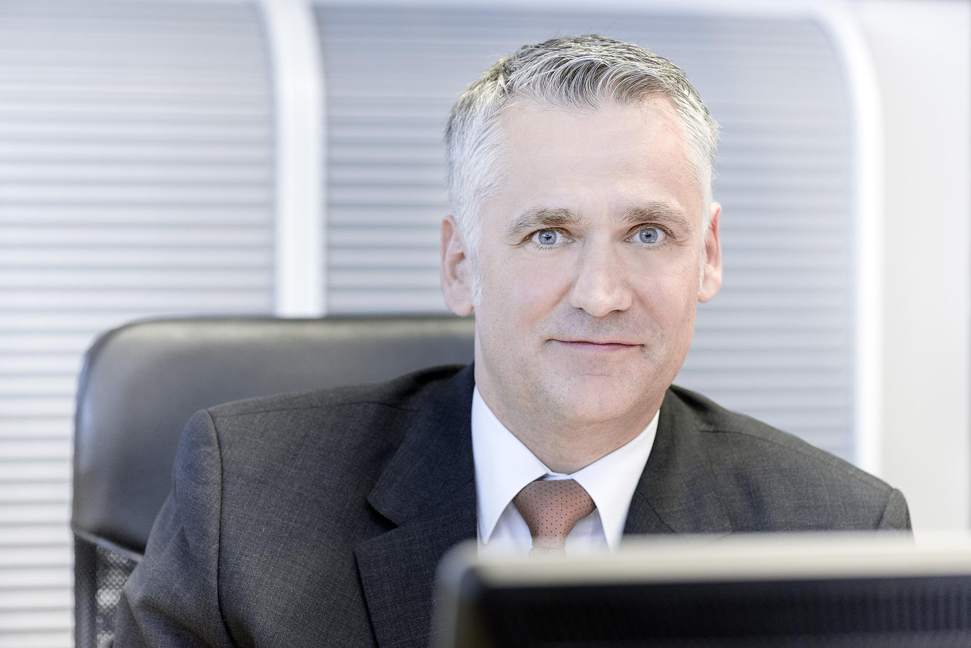 Geschäftsführerportrait