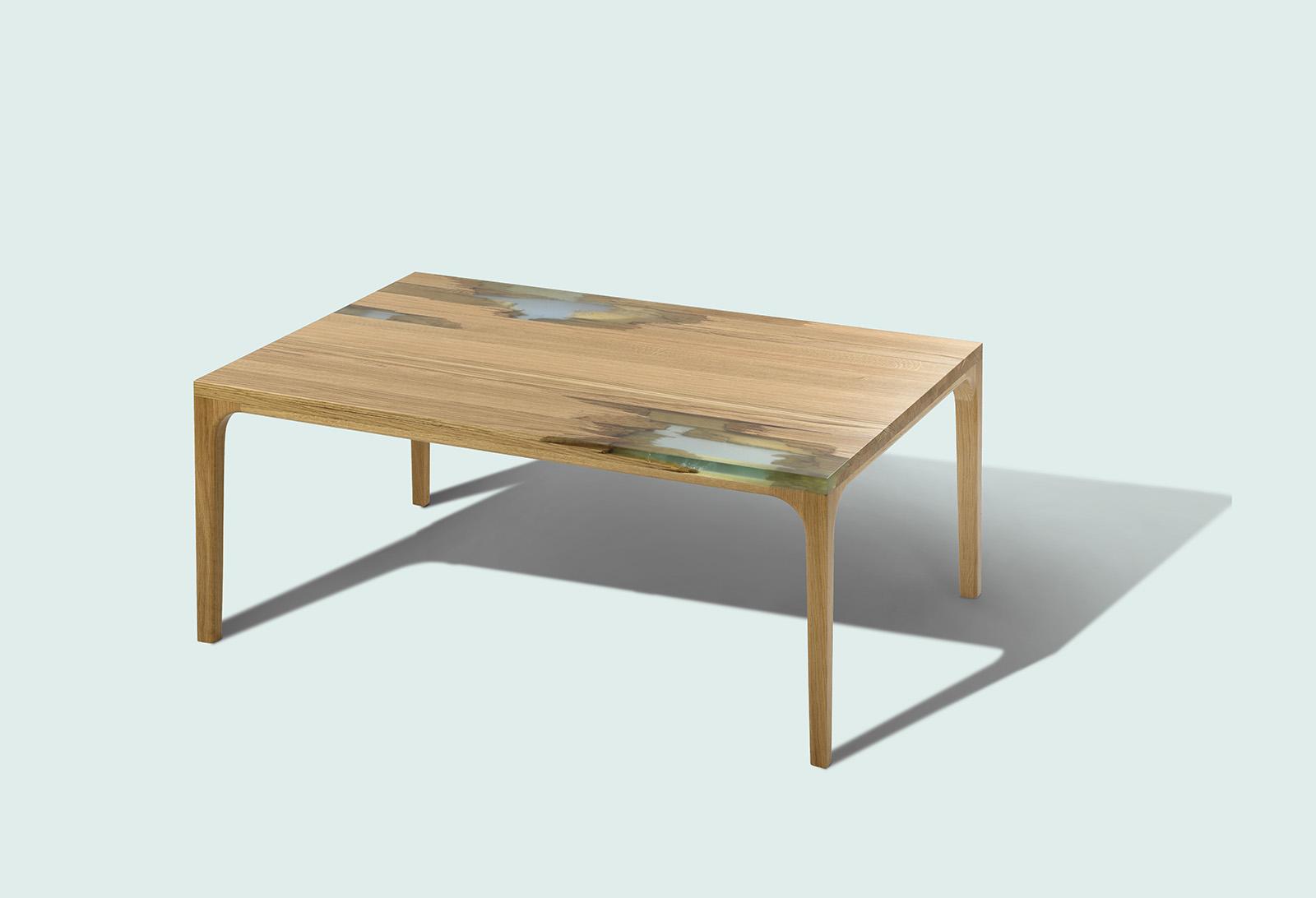 Werbefotografie Studio Oberfranken handgefertigter tisch der firma manufract