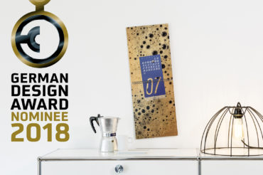 german design award nominee für Kalender come closer von feigfotodesign.